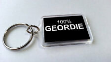 100% Geordie keyring / keychain - new