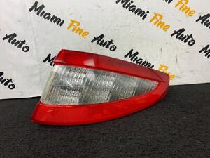 07-14 Maserati GranTurismo Right Tail Light Passenger Side Led Taillight