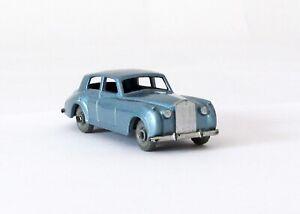 Vintage Lesney Matchbox #44 Rolls Royce Silver Cloud METAL WHEEL NEAR MINT 1958