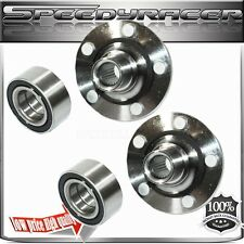 2 PCS 95-99 Dodge Neon Front Wheel Bearing and Hub Assembly AXLE BEARING-5 STUD