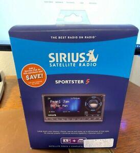 Sirius SP5TK1 - Car & Home Satellite Radio Receiver. New - Package Never Opened