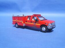 CODE 3 KIT BASH, LACOFD PARAMEDIC SQUAD KIT, SERIES 4 1/64 SCALE