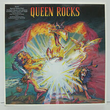 QUEEN - QUEEN ROCKS 2LP 1997 UK ORIG Parlophone / EMI Freddie Mercury VERY RAR