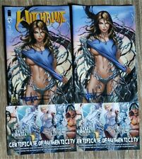 🔥 Witchblade #1 Variant SIGNED by Tyler Kirkham W/ COA🔥 NM SDCC