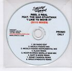 (GJ440) Reel 2 Real ft The Mad Stuntman, I Like To Move It (Mixes) - 2010 DJ CD