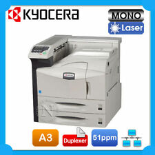 Computer Printers with Manufacturer's Warranty for Kyocera