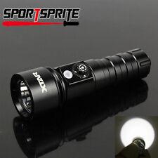 XTAR D26 Tauchen Cree XM-L2 U3 LED 1100 Lumen Tauch Taschenlampe
