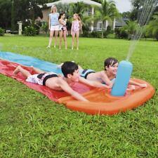 Bestway - H2o Go Drag Striscia Splash scorrevole Bambini giardino Divertimento