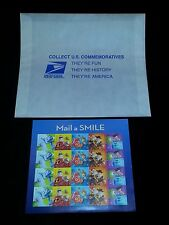 """Disney """"Mail a SMILE""""  United States Postage FOREVER Stamps Unused for Collector"""