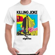 Killing Joke Eighties Punk Rock Retro T Shirt 1815