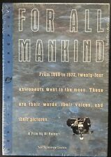 NEW For All Mankind Multimedia Hybrid CD-ROM 1995 Voyager CityROM FREE SHIPPING!