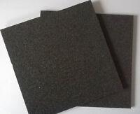 Conductive/Antistatic/Pin insertion foam - 150mm x 150mm x 6mm