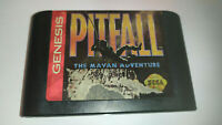 Genuine Pitfall: The Mayan Adventure Sega Genesis Game Cart *NTSC-U*