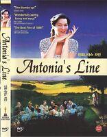 Antonia / Antonia's Line (1995, Marleen Gorris, Willeke van Ammelrooy) DVD NEW