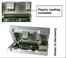 Raspberry Pi 3 Alu Gehäuse integrierter Passivkühler kein Lüfter erford. Raspi N