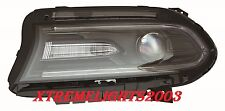DODGE CHARGER 2015-2016 LEFT DRIVER PROJECTOR HEADLIGHT HEAD LIGHT LAMP