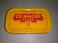 Vintage Murray's Erinmore Flake Pipe Tobacco Advertising Tin