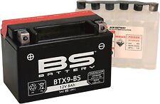 Batterie Piaggio Zip4T, 125ccm, Bj.:00-, YTX9-BS Wartungsfrei