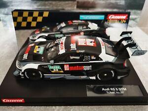 Carrera Digital 124 Audi RS5 DTM  R.Rast No.33  23847