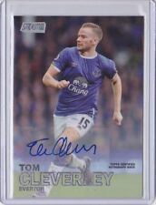 Everton Season Soccer Trading Cards 2016