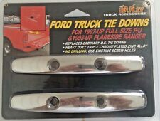 Ford truck Bed Tie Down 1997,1998,1999,2000,2001,2002,2003 Pick/up Straps Hooks