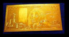 """★★ BILLET 3D POLYMER """" OR """" DU 500 FRANCS PASCAL ● DESTOCKAGE ★★ REF2"""