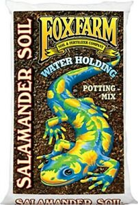 Fox Farm Salamander Mix, 1.5 cu. ft. Water Holding Potting Soil- Brown