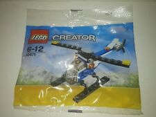 Lego Creator helicopter 30471 Polybag Brand New