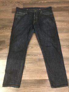Carhartt Mens Klondike Pant II Blue (34 x 30)