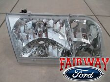 98 thru 12 Crown Victoria OEM Ford Parts Right - Passenger Head Lamp Light - NEW