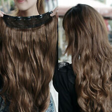 Fashionable Popular Long curl/curly/wavy Hair Extension Clip-on For Woman New