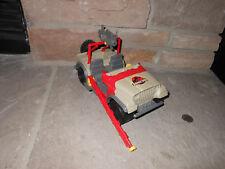 Jurassic Park 1993 Jeep Bush Devil Tracker for parts A