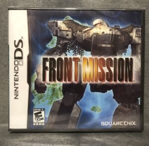Front Mission (Nintendo DS, 2007)