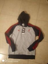 Felpa Uomo Liverpool Adidas Size L