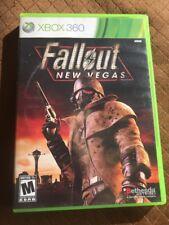 Xbox 360 Fallout New Vegas Microsoft Used