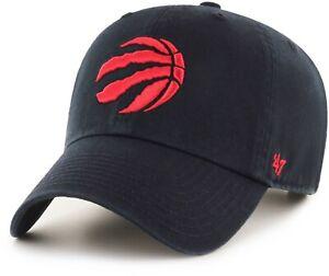 Toronto Raptors '47 Hat NBA Finals Champions Cap Black and Red NEW Adjustable