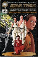MALIBU COMIC STAR TREK #10 DEEP SPACE NINE NM UNREAD #94259-12 BR2