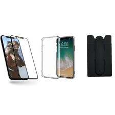 iPhone X / 10 PEC HD Ultra Clear Clarity and Touchscreen Screen Protector 9H