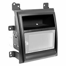 2007-14 Cadillac Escalade Single / Double DIN Stereo Dash Kit with Pocket