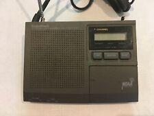 Radio Shack WeatherRadio Alert 12-250