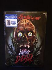 Artist Orlando Arocena Cover Dvd Return Of The Living Dead W/ Coloring Book