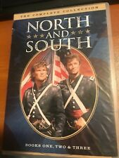 North And South - 8 DVD set - Patrick Swayze / James Read / Kirstie Alley
