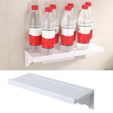 Bathroom Kitchen Shelf Suction Cup Rack Organizer Home Storage Display Shelves