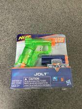 Elite Nerf N-Strike Elite Jolt Blaster - Green M22B