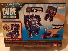 Hasbro Transformers Allspark Tech Starter Pack Optimus Prime Cube New