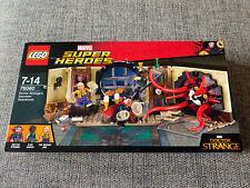 Brand New Lego Marvel Super Heroes 76060 Doctor Strange's Sanctum Sanctorum