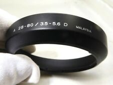 Lens Hood Shade for Minolta Maxxum AF A 28-80mm f3.5-5.6 D Genuine OEM