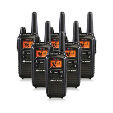 Midland LXT600VP3 Two Way Radio / Walkie Talkie 6 Pack Up To 30 Mile Range New