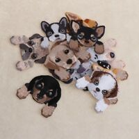 Dog Cute Patch Baby's Clothing Patches Small Applique Iron Backpack Decoration