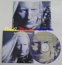 CD JOHNNY WINTER The texas tornado 1997 BLUES M 39356/97 NO lp mc dvd*vhs(CS21)*